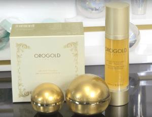Orogolds Deep Peeling Exfoliator Review