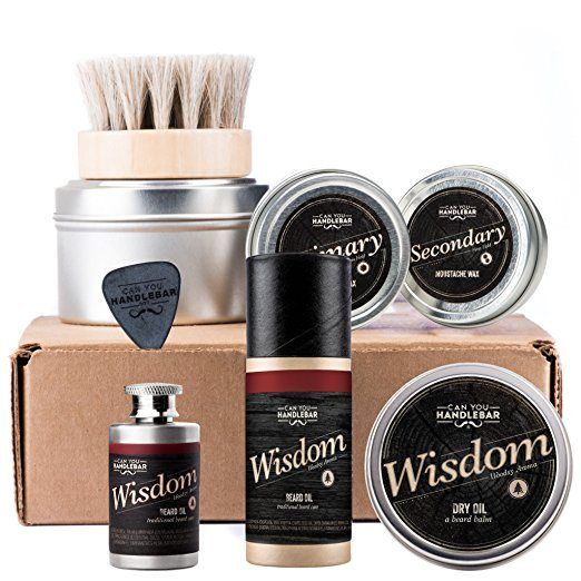 Ultimate Beard Care Kit by Wisdom review