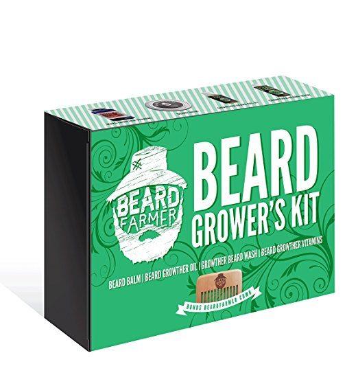 Ultimate Beard Growers Kit
