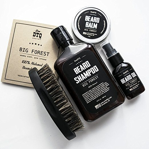 big forest beard grooming kit review