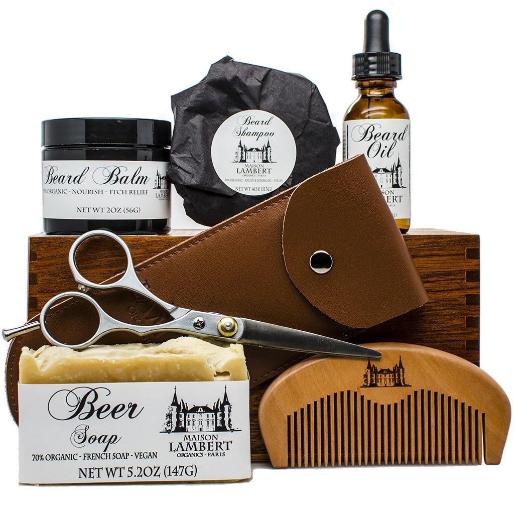 maison ultimte beard grooming kit review