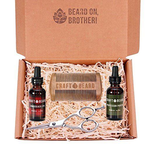premium beard grooming kit review