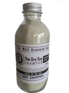 dry shampoo for men