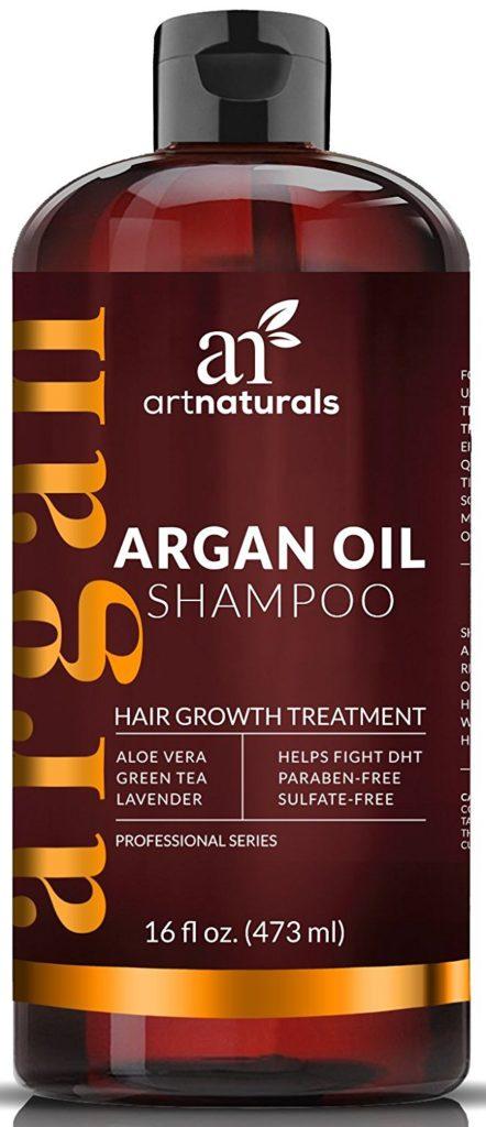 argan oil review