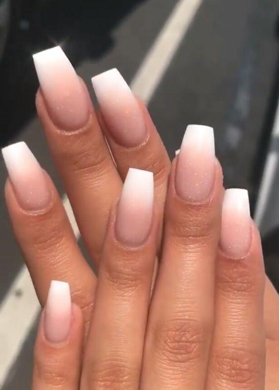 Sns Nails Pink 187 Estheticshub Com